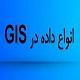 دانلود پاورپوینت آموزش انواع داده در نرم افزار Gis