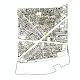 نقشه اتوکد طرح تفصیلی منطقه 1 شهر اصفهان