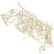 دانلود شیپ فایل معابر شهر یاسوج