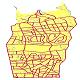 دانلود شیپ فایل های طرح تفصیلی منطقه 2 شهر تهران
