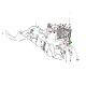 دانلود شیپ فایل کامل معابر، میادین، تقاطع ها و پل های منطقه بیست و دو شهر تهران