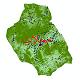 دانلود لایه جی ای اس و شیپ فایل های شهرستان محلات
