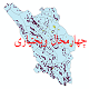 دانلود نقشه جی ای اس تقسیمات سیاسی استان چهارمحال و بختیاری سال 1398