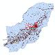 دانلود نقشه جی ای اس تقسیمات سیاسی استان گلستان سال 1398