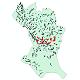 دانلود نقشه شیپ فایل آمار جمعیت نقاط شهری و نقاط روستایی شهرستان دورود از سال 1335 تا 1395
