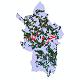 دانلود نقشه شیپ فایل آمار جمعیت نقاط شهری و نقاط روستایی شهرستان خرم آباد از سال 1335 تا 1395
