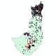 دانلود نقشه شیپ فایل آمار جمعیت نقاط شهری و نقاط روستایی شهرستان آمل از سال 1335 تا 1395