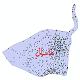 دانلود نقشه شیپ فایل آمار جمعیت نقاط شهری و نقاط روستایی شهرستان ماسال از سال 1335 تا 1395