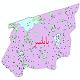 دانلود نقشه شیپ فایل آمار جمعیت نقاط شهری و نقاط روستایی شهرستان بابلسر از سال 1335 تا 1395