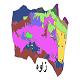شیپ فایل کاربری اراضی شهرستان زاوه