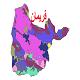شیپ فایل کاربری اراضی شهرستان فریمان