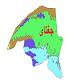 شیپ فایل کاربری اراضی شهرستان جغتای