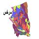 شیپ فایل کاربری اراضی شهرستان سرخس