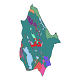 شیپ فایل کاربری اراضی شهرستان خواف