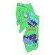 شیپ فایل کاربری اراضی شهرستان کاشمر