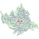 دانلود نقشه شیپ فایل شبکه معابر شهر مرند سال 1399