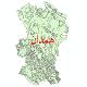 دانلود نقشه شیپ فایل کاربری اراضی استان همدان