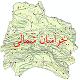 دانلود نقشه شیپ فایل اقلیمی استان خراسان شمالی