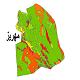 شیپ فایل کاربری اراضی شهرستان مهریز