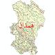 دانلود نقشه شیپ فایل اقلیمی استان همدان