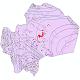 دانلود نقشه شیپ فایل اقلیمی استان قم