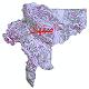 دانلود نقشه شیپ فایل اقلیمی استان اصفهان