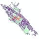 دانلود نقشه شیپ فایل شبکه معابر شهر آبادان سال 1399