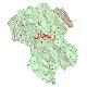 دانلود نقشه شیپ فایل اقلیمی استان زنجان