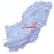 دانلود نقشه شیپ فایل اقلیمی استان گلستان