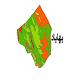 شیپ فایل کاربری اراضی شهرستان بهاباد
