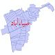 دانلود نقشه شیپ فایل شبکه معابر شهر ضیاءآباد سال 1399