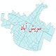 دانلود نقشه شیپ فایل شبکه معابر شهر سریش آباد سال 1399
