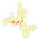 دانلود نقشه شیپ فایل شبکه معابر شهر آرمرده سال 1399