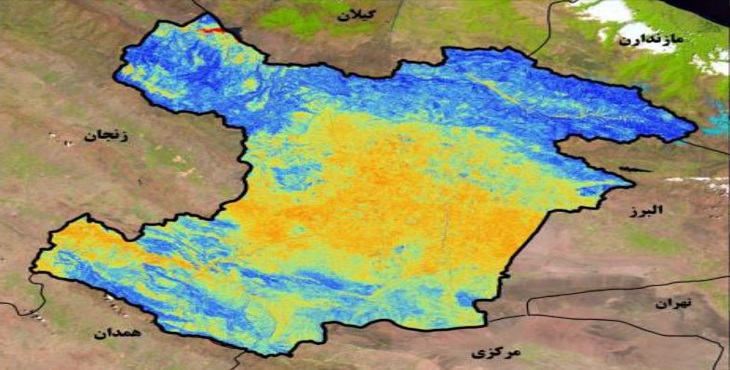 دانلود طرح آمایش استان قزوین 1398