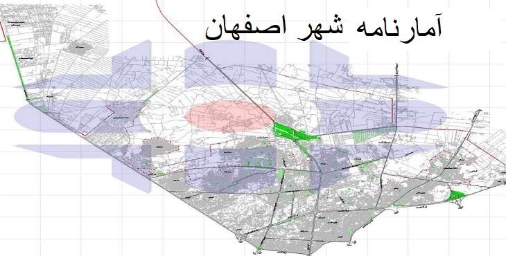 دانلود آمارنامه شهر اصفهان 1393
