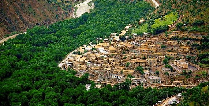 پرسشنامه توسعه روستایی با توجه به زمینه های مساعد گردشگری روستایی