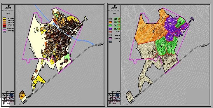 دانلود فایل اتوکد شهر قوشچی (3) سال 1390