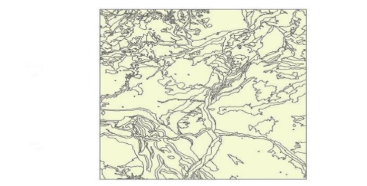 دانلود شیپ فایل زمین شناسی میانه