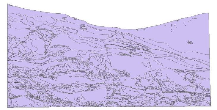 دانلود شیپ فایل زمین شناسی شهر آمل