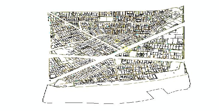دانلود نقشه اتوکد طرح تفصیلی منطقه 1 شهر اصفهان