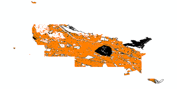 دانلود نقشه اتوکد شهر شیراز