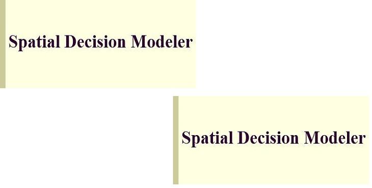 دانلود پاورپوینت مدلسازی تصمیم گیری مکانمند