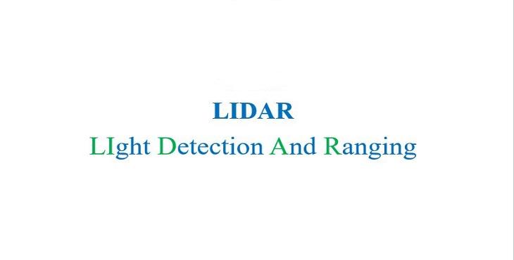 دانلود پاورپوینت آموزش سیستم سنجش از دور لیدار (LIDAR)