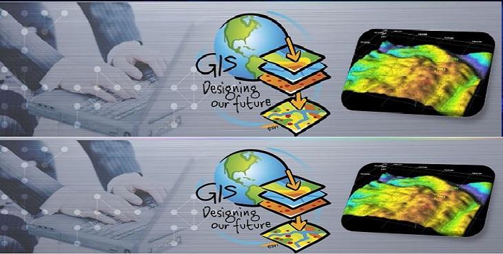دانلود پاورپوینت آموزش آنالیز مکانی داده های وکتوری