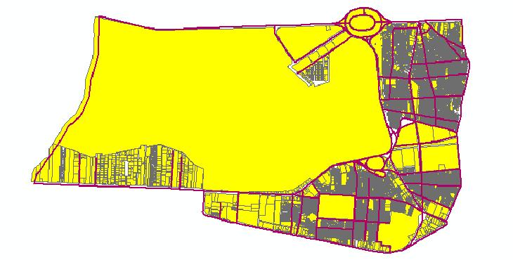 شیپ فایلهای طرح تفصیلی منطقه 9 شهر تهران