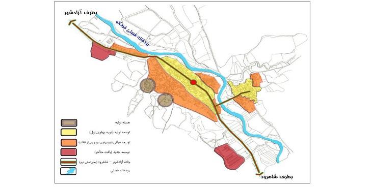 دانلود طرح جامع-تفصیلی شهر نوده خاندوز سال 1394
